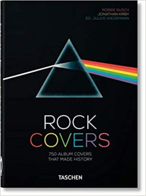 Rock Covers – 40 Years