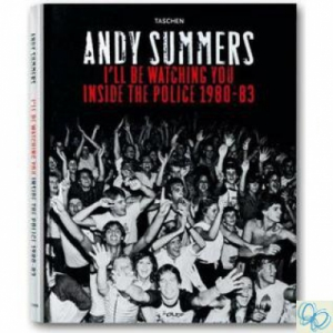 Andy Summers. I'll Be Watching You
