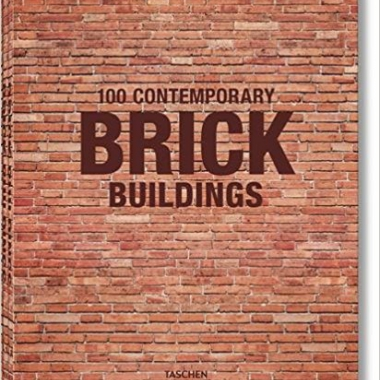 100 Contemporary Brick Buildings (Multilingual Edition)