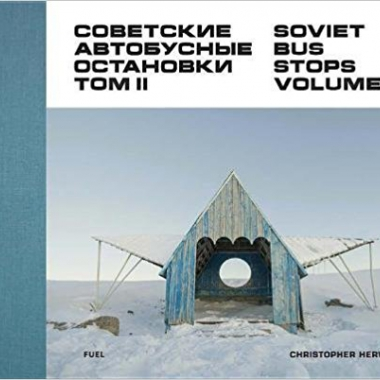Soviet Bus Stops: Volume II