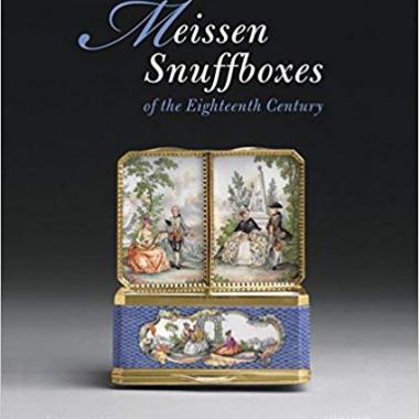 Meissen Snuffboxes: Of the Eighteenth Century
