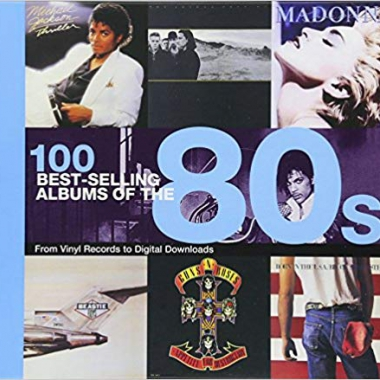 100 Best Selling Albums of the 80s