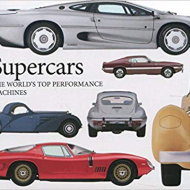Supercars: The World's Top Performance Machines (Landscape Pocket)