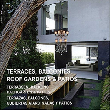 TINY TORO HC: TERRACES, BALCONIES, ROOF GARDENS & PATIOS (Dutch)
