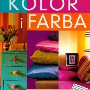 Kolor i farba. 1001 pomysłów. Kompozycje kolorystyczne dla twojego domu