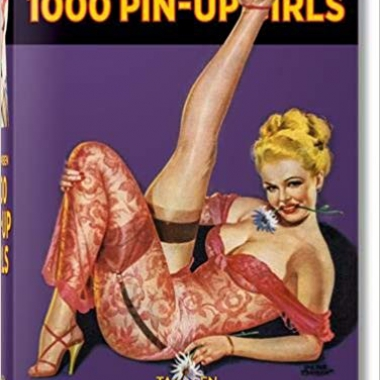 1000 Pin-Up Girls (Multilingual Edition)