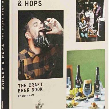 Barley & Hops. The Craft Beer Book