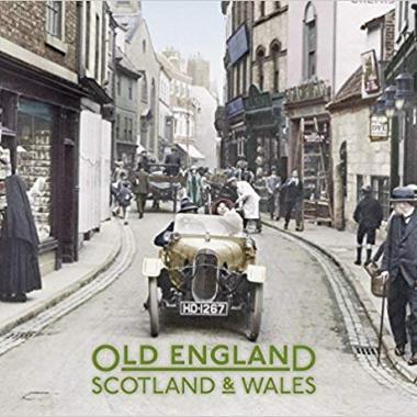 OLD ENGLAND SCOTLAND & WALES