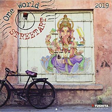 Календарь One World Street Art 2019