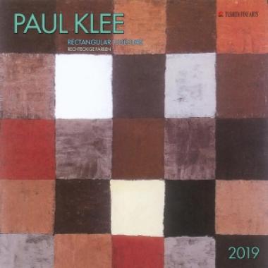 Paul Klee Rectangular Colours 2019 (FINE ARTS) Calendar