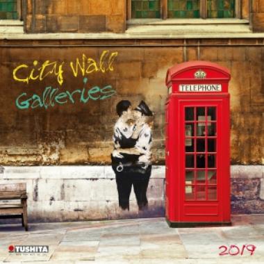 City Wall Galleries 2019 Calendar