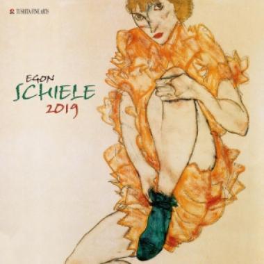 Egon Schiele 2019 Calendar