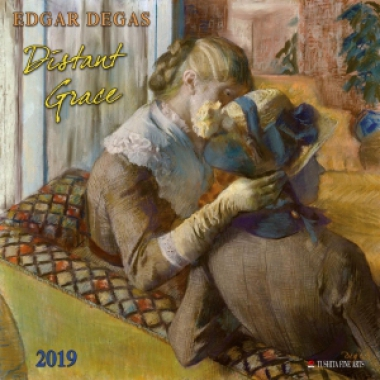 Edgar Degas - Distanz Grace 2019 Calendar