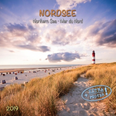 Calendar Northern Sea/Nordsee 2019