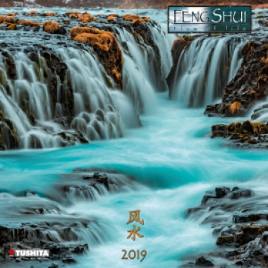 Calendar Feng Shui Flow of Life 2019