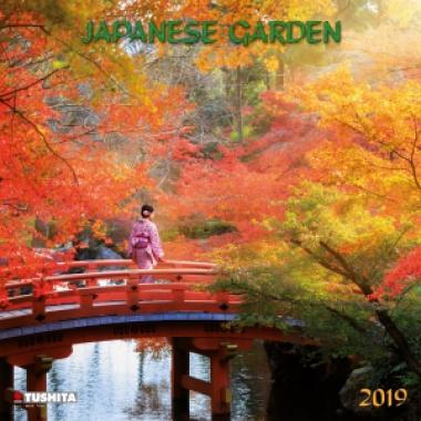 Calendar Japanese Garden 2019