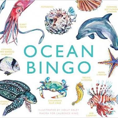 Ocean Bingo (Magma for Laurence King) Game