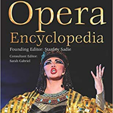 Definitive Opera Encyclopedia: New & Expanded Edition (Definitive Encyclopedias)