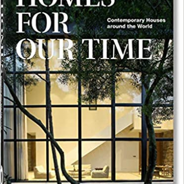 Homes For Our Time. Contemporary Houses around the World – 40 Years (QUARANTE) (English, German and French Edition)