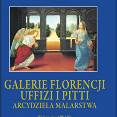 Galerie Florencji Uffizi i Pitti etui (Polish)