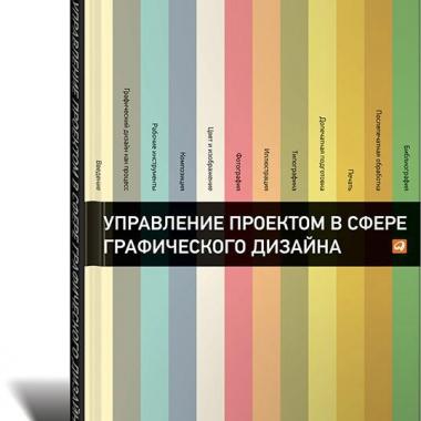 Управление проектом в сфере графического дизайна
