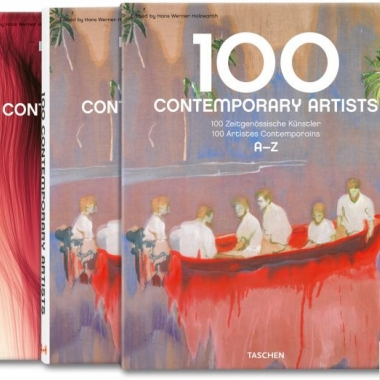 100 Contemporary Artists A-Z