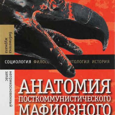 БЖНЗ. Анатомия посткоммунистического мафиозного государства: На примере Венгрии