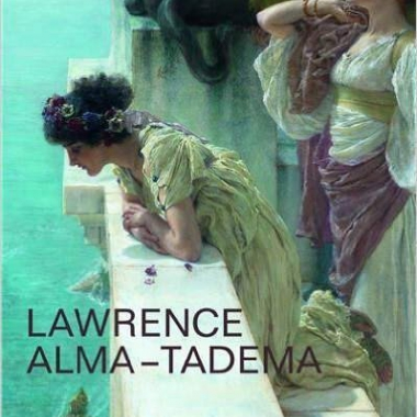 Lawrence Alma-Tadema. At Home in Antiquity