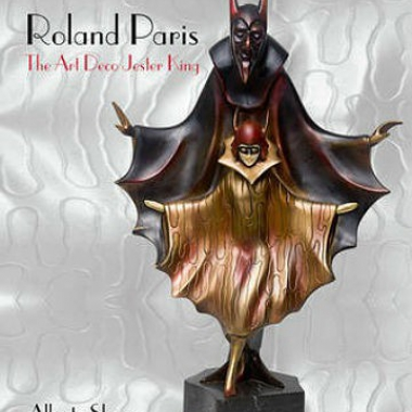 Roland Paris: the Art Deco Jester King