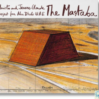Christo and Jeanne-Claude: The Mastaba. Project for Abu Dhabi