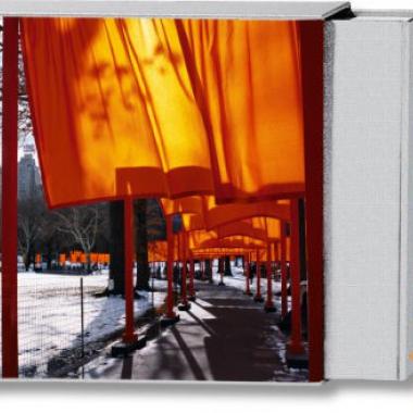 Christo & Jeanne-Claude. The Gates