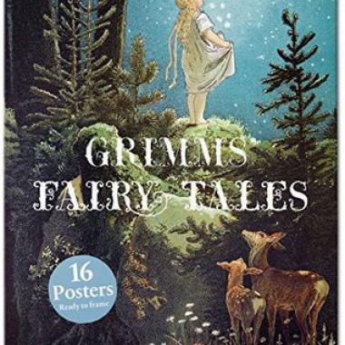 GRIMM'S FAIRY TALES PRINT SET