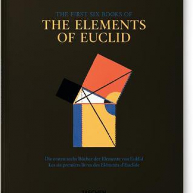 Oliver Byrne. The First Six Books of the Elements of Euclid