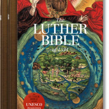 The Luther Bible of 1534,2 vols. with booklet in slipcase